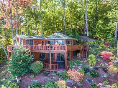 Waynesville Single Family Home For Sale: 632 Dogwood Trail