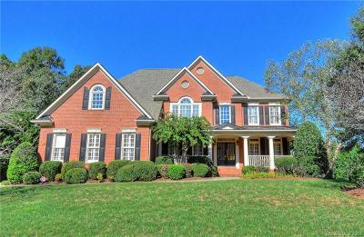 Matthews Single Family Home For Sale: 727 Hampshire Hill Road