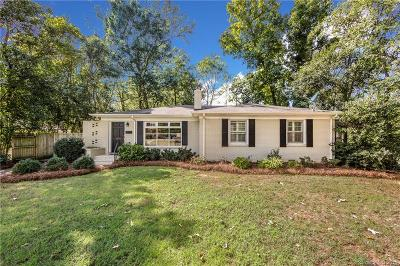 Southpark, Myers Park Single Family Home For Sale: 3112 Pinehurst Place