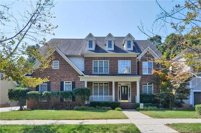 Huntersville Single Family Home For Sale: 7722 Garnkirk Drive