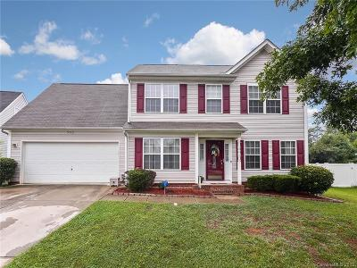 Charlotte Single Family Home For Sale: 9742 Bradstreet Commons Way