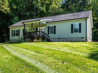 Candler Single Family Home Under Contract-Show: 60 McFee Road