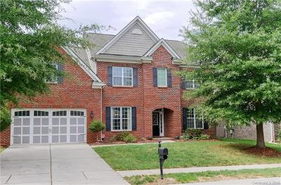 Charlotte Single Family Home For Sale: 10522 Paxton Run Road