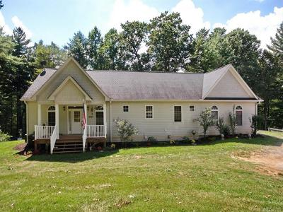 Hendersonville Single Family Home For Sale: 4042 Little River Road