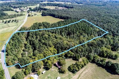 Statesville Residential Lots & Land For Sale: E Monbo Road