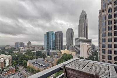 Charlotte Condo/Townhouse For Sale: 333 W Trade Street #1604