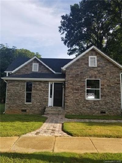 Gastonia Single Family Home For Sale: 108 W 6th Avenue
