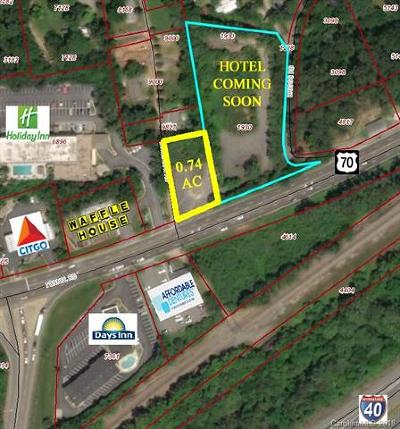 Asheville Residential Lots & Land For Sale: 1500 Tunnel Road #Portion