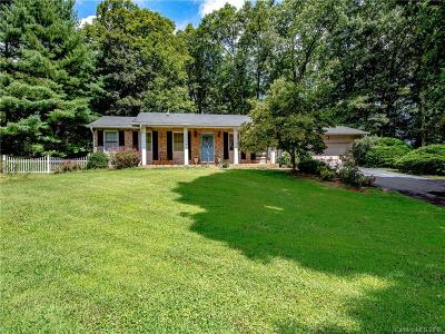 Fletcher Single Family Home For Sale: 7 Briarwood Lane