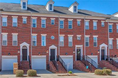 Matthews Condo/Townhouse For Sale: 1158 Dean Hall Lane