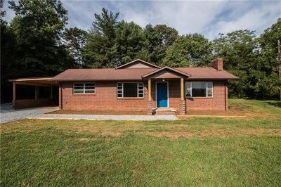 Caldwell County, Alexander County, Watauga County, Avery County, Ashe County, Burke County Single Family Home For Sale: 1841 N Old Nc Highway 16