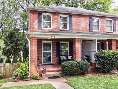 Condo/Townhouse For Sale: 518 W Worthington Avenue