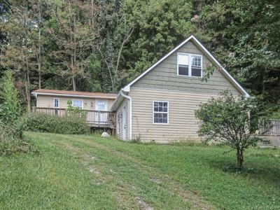 Waynesville Single Family Home For Sale: 24 Smokey Hill Road