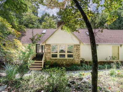 Mills River Single Family Home For Sale: 5 Poplar Drive