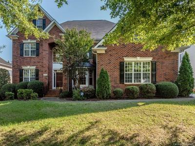 Huntersville Single Family Home Under Contract-Show: 16308 Hallaton Drive