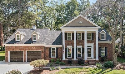 Huntersville Single Family Home For Sale: 15118 Rangeworth Court