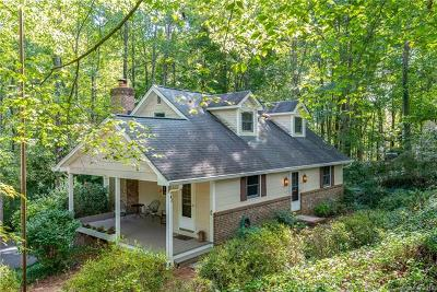 Tryon Single Family Home For Sale: 42 Hunters Trail