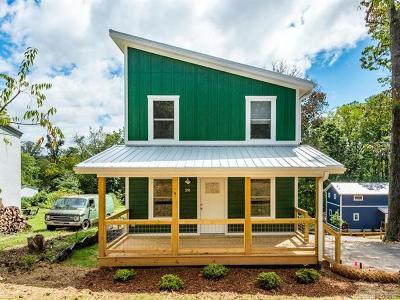 Asheville Single Family Home For Sale: 291 Bingham Road