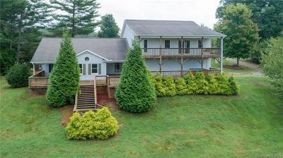 Weaverville Single Family Home For Sale: 111 Deerborne Lane