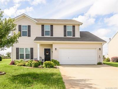 Statesville NC Single Family Home For Sale: $175,000