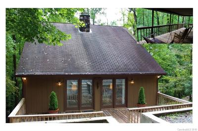 Lake Lure Village Resort Single Family Home Under Contract-Show: 172 West Wilderness Road