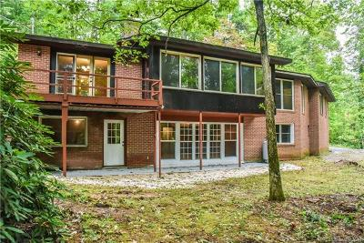 Hendersonville Single Family Home For Sale: 95 S Lakewood Circle #49/50