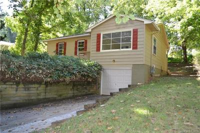 Asheville Single Family Home For Sale: 20 Melbourne Place