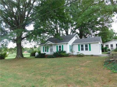 Stanly County Single Family Home For Sale: 24762 Hwy 73 Highway