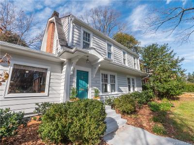 Charlotte Single Family Home Under Contract-Show: 511 Oakland Avenue
