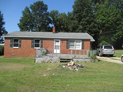Wadesboro Single Family Home For Sale: 179 Rob Currie Road