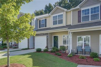 Clover Condo/Townhouse For Sale: 2080 Shady Pond Drive