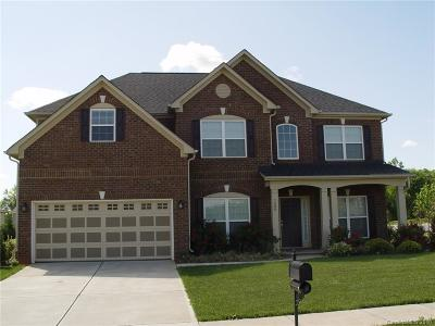 Indian Trail Single Family Home For Sale: 3000 Emerson Lane