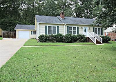 Landis Single Family Home For Sale: 305 Daybrook Drive