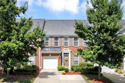 Fort Mill Condo/Townhouse For Sale: 211 Sigel Drive