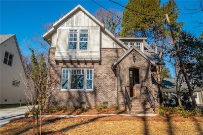Charlotte Single Family Home For Sale: 424 Westbury Road