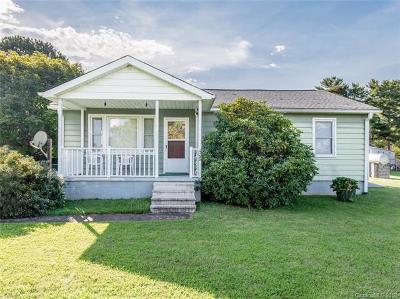 Asheville Single Family Home For Sale: 125 Cedar Hill Road