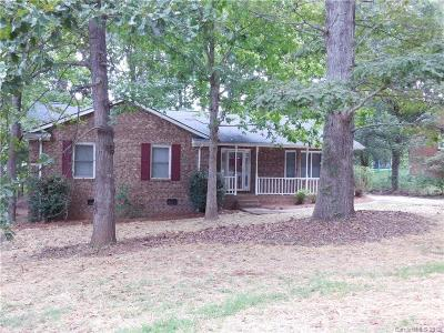 Charlotte Single Family Home For Sale: 10607 Wood Meadow Drive