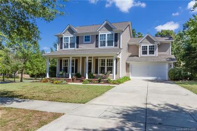 Matthews Single Family Home Under Contract-Show: 1228 Hardwood Drive
