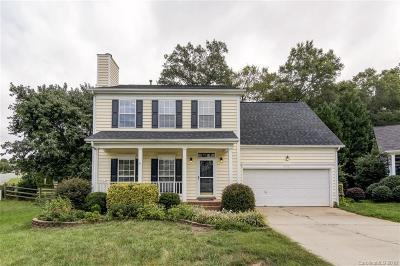 Charlotte NC Single Family Home For Sale: $214,500