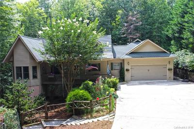 Transylvania County Single Family Home For Sale: 1335 Soquili Drive