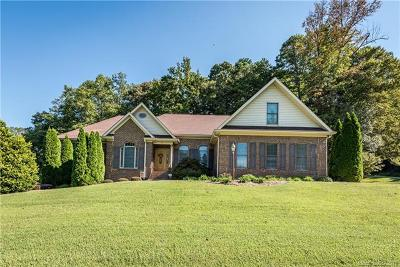 Mooresville Single Family Home For Sale: 245 Winthrow Creek Road