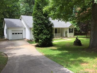 Mooresville Single Family Home Under Contract-Show: 109 Pepper Circle