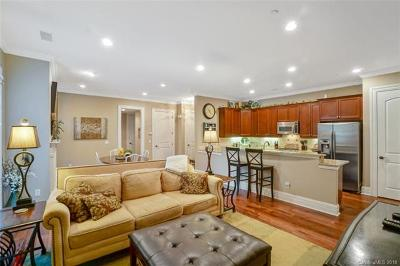 Charlotte Condo/Townhouse For Sale: 3280 Park Road