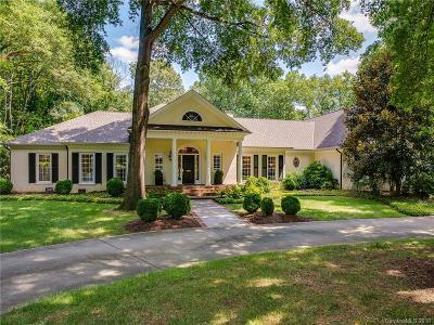 Charlotte Single Family Home For Sale: 2515 Lemon Tree Lane