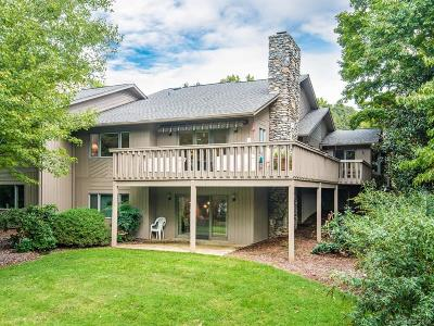 Asheville Condo/Townhouse For Sale: 1 Ridge Terrace