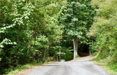 Asheville Residential Lots & Land For Sale: 99999 Hillcrest Road #Sub Lot