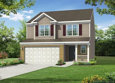 Concord Single Family Home For Sale: 00107 New River Drive #Lot 107