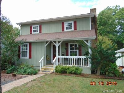 Charlotte Single Family Home For Sale: 4412 Commonwealth Avenue