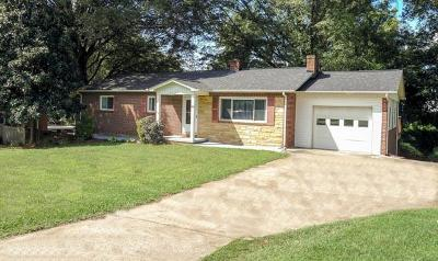 Hickory Single Family Home Under Contract-Show: 521 26th Street NW