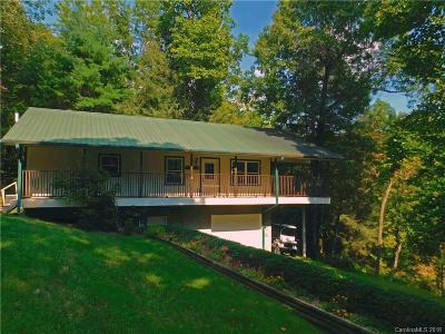 Transylvania County Single Family Home For Sale: 1222 Dogwood Trail